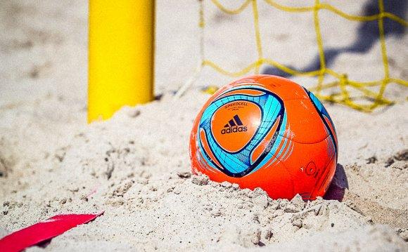 Кубок по пляжному футболу на