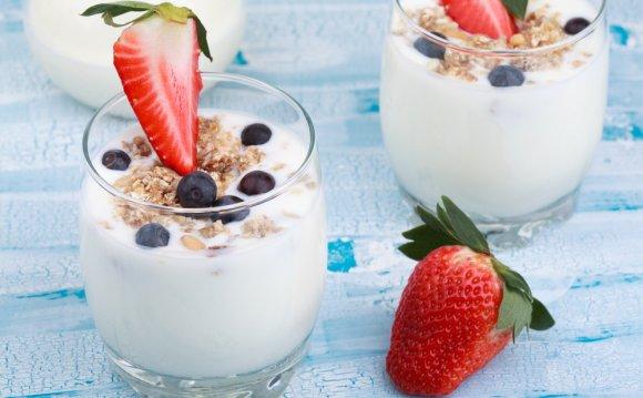 Рецепты диетических молочных