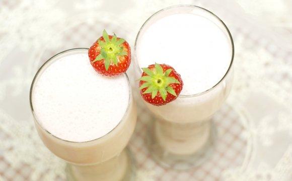 Молочный соевый коктейль