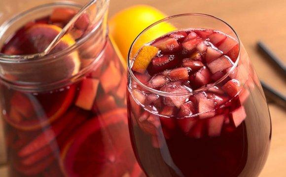 Горячие напитки алкогольные